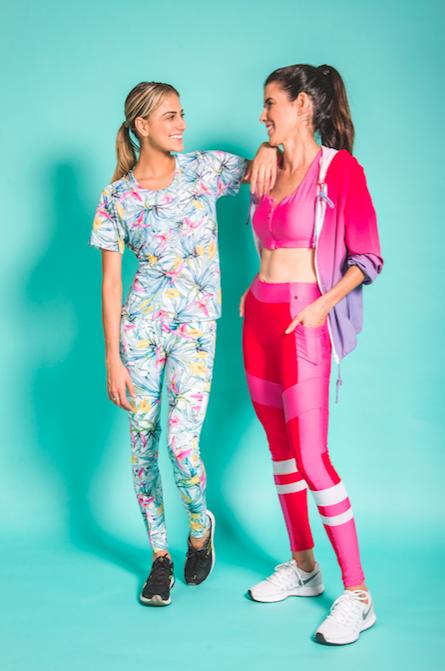 Looks da nova parceria da Memo com a marca Isolda / Cortesia